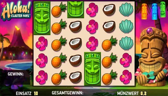 Aloha Spielautomaten