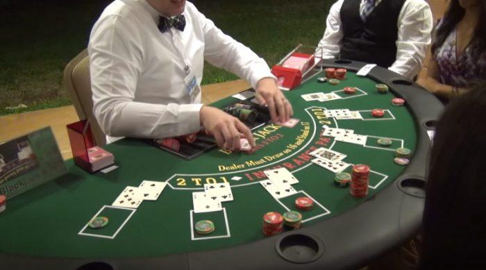 blackjack spielen