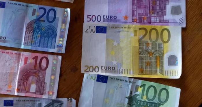 Euro Einzahlung