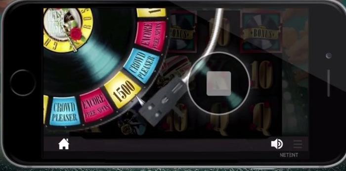 Guns n Roses Touch NetEnt Spielautomat