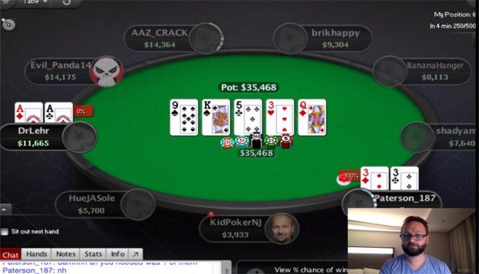 Poker spielen ohne Einzahlung