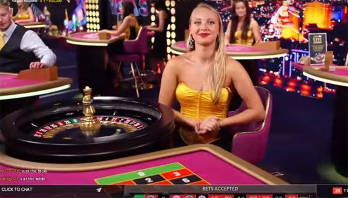 Roulette online Casino