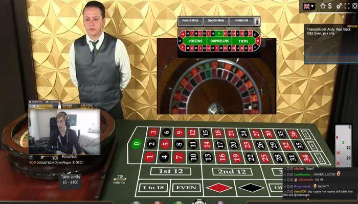 Live Casino Ohne Einzahlung